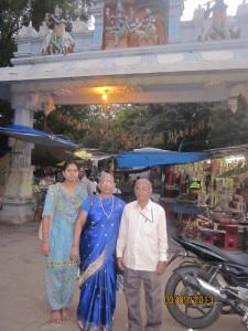 Venugopalswamy temple near Tirumala